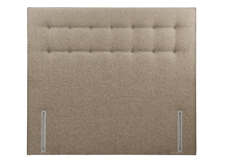 Silentnight Marigold D H/B Sandstone (STD Fabric) 4'6 Double BEIGE