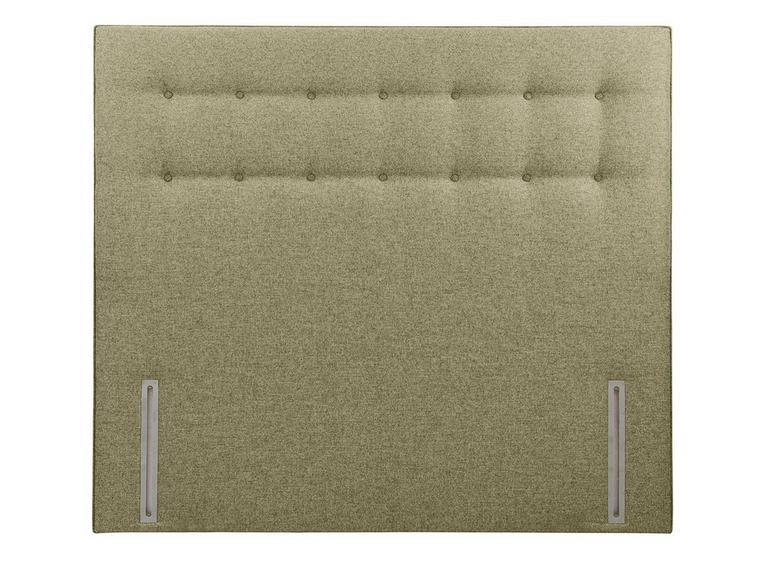 Silentnight Marigold D H/B Barley (Enhanced Fabric) 4'6 Double BEIGE