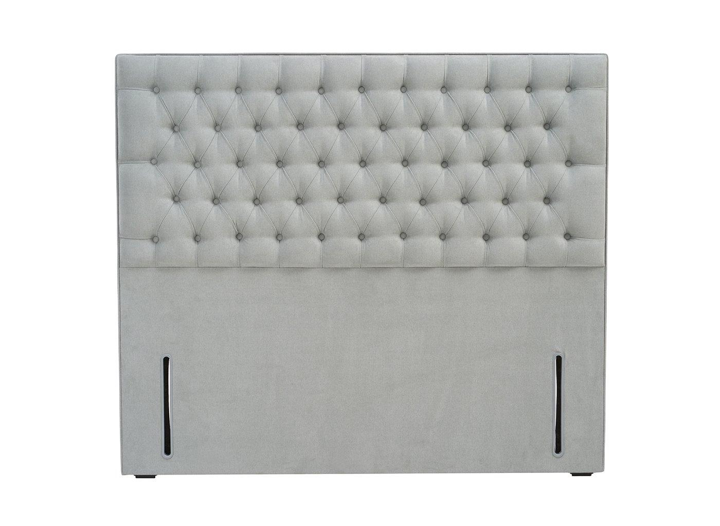 Eleanor Headboard 6'0 Super king GREY