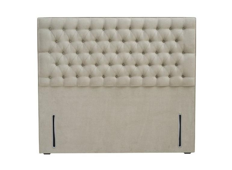 Eleanor Headboard 6'0 Super king BEIGE