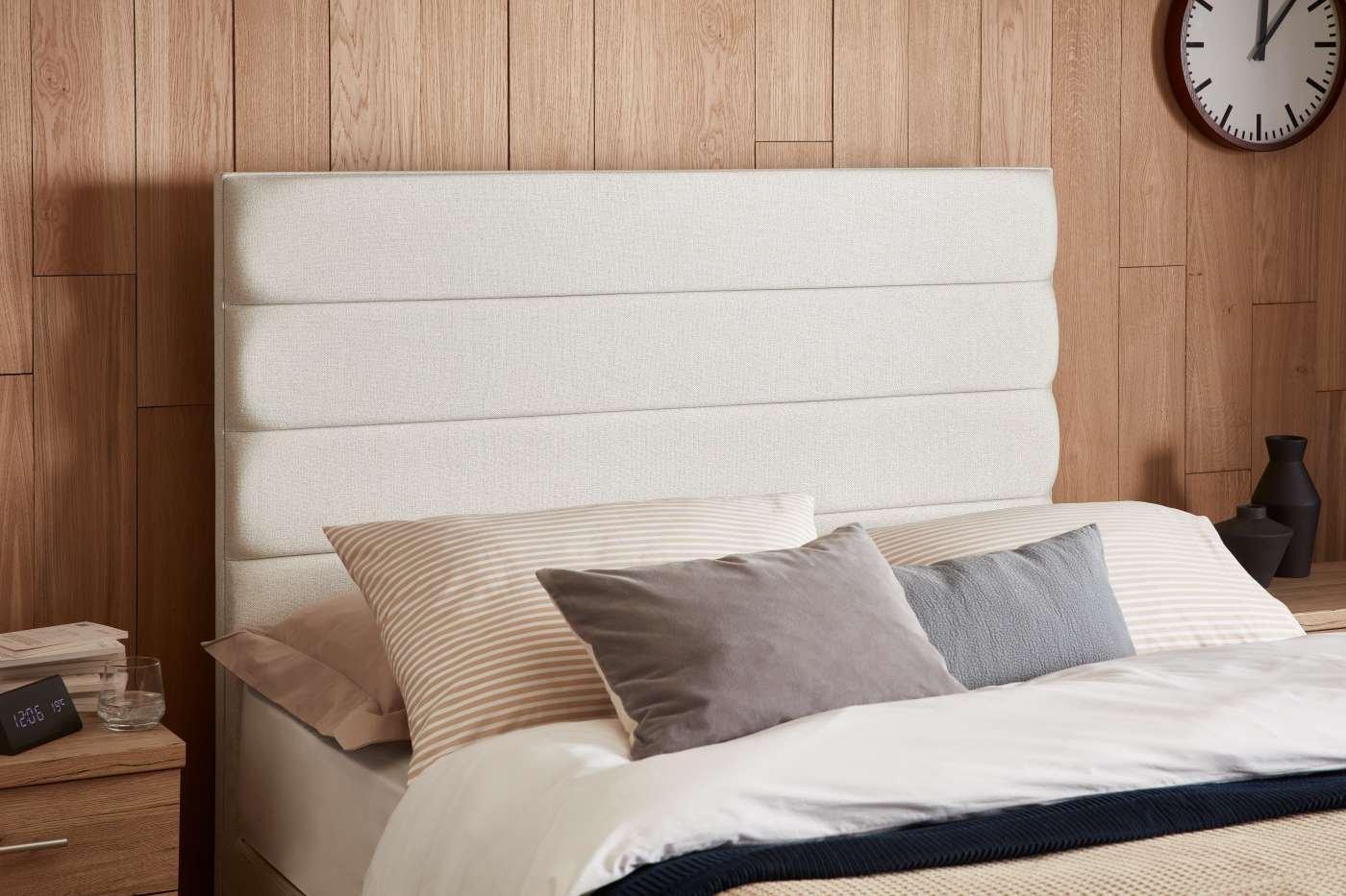 Contract Upholstered Headboard (£129)