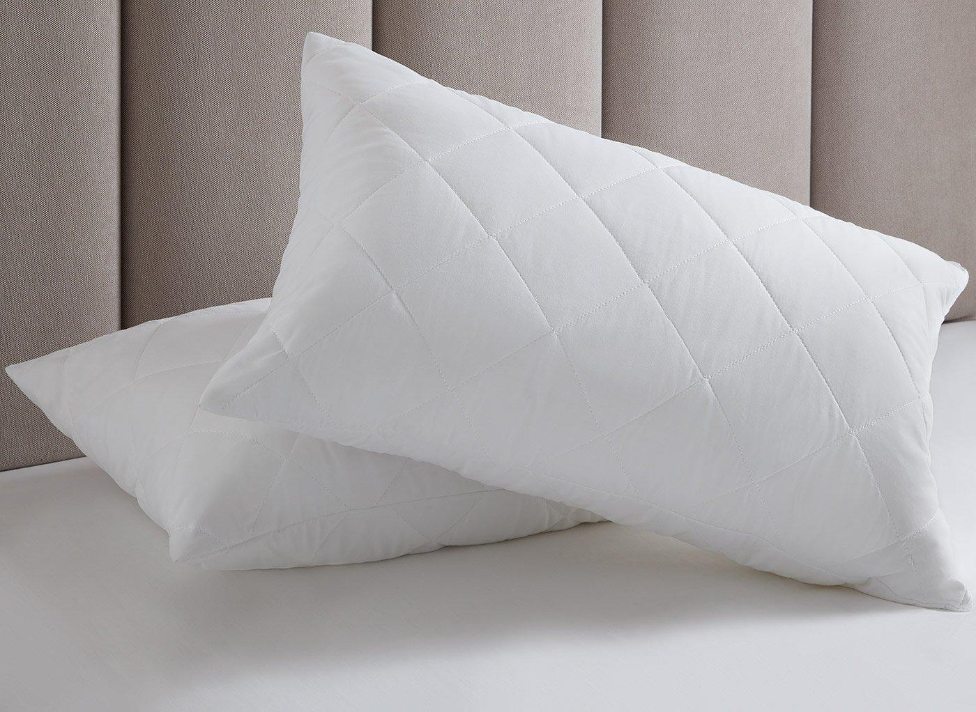 Doze Super Soft Pillow Protector Pair (£7)