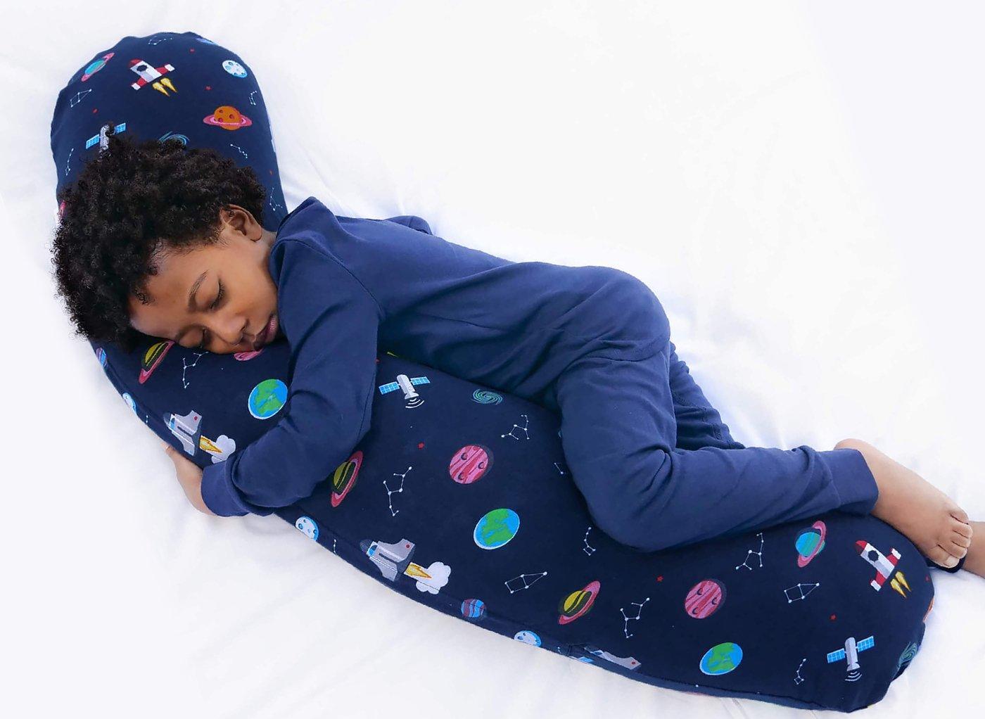 Kally Pillow (Kids) - Moon & Back BLUE