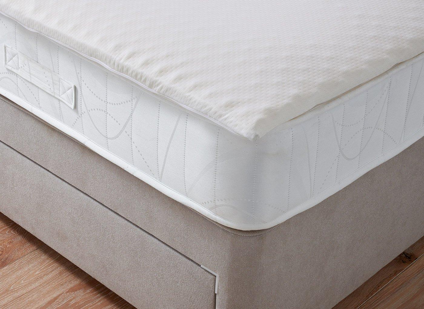 Doze Reversible Memory Foam Topper 6'0 Super king