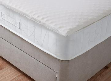 Doze Reversible Memory Foam Mattress Topper