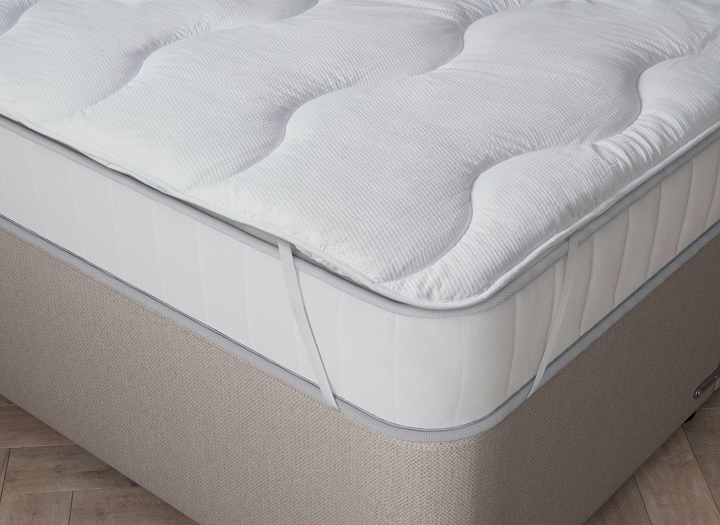 Doze ultra soft washable topper sk 6'0 super king
