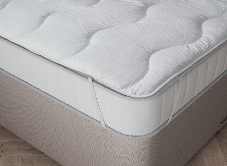 Doze Ultra Soft Washable Topper D 4'6 Double