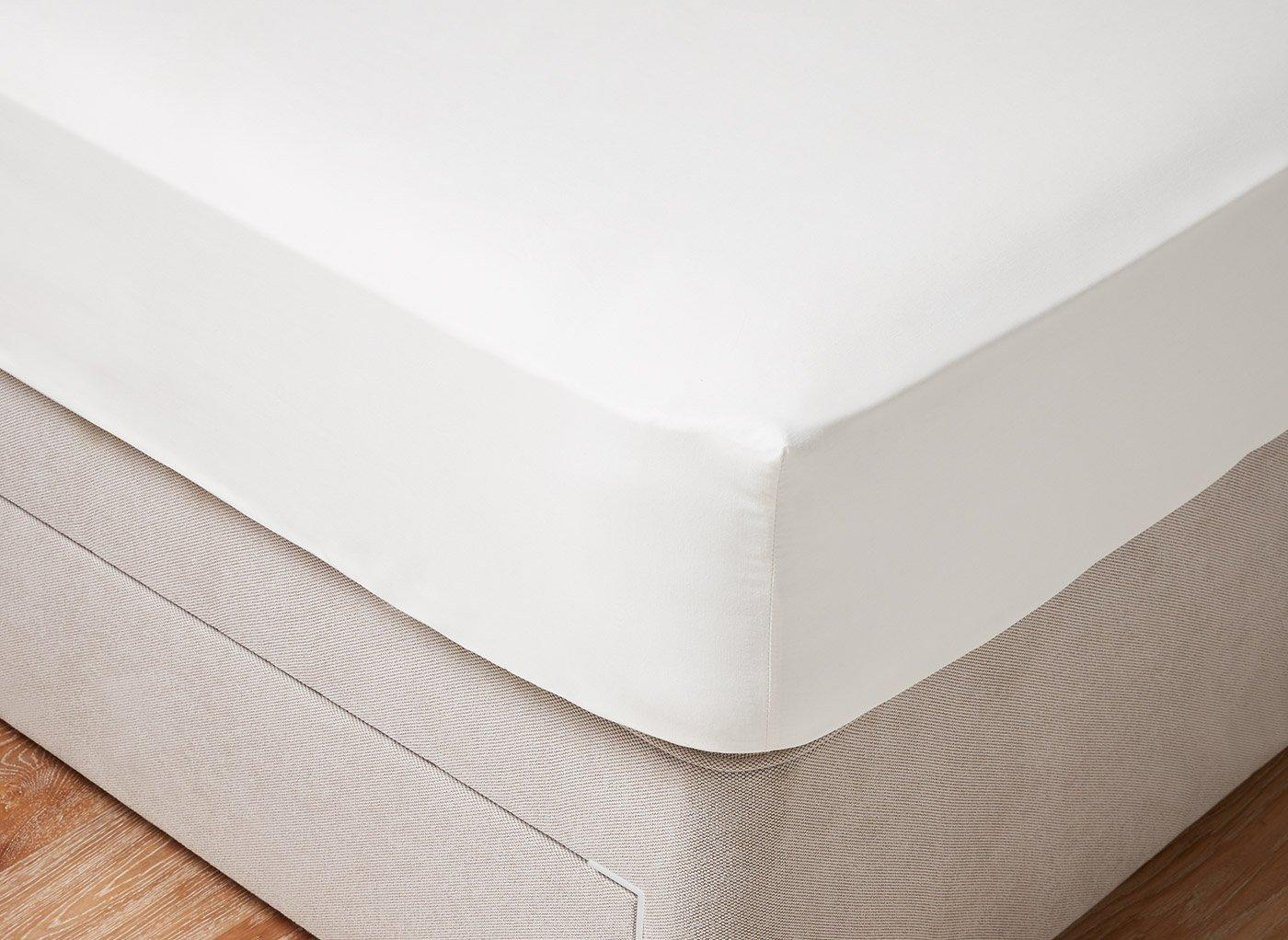 Doze Easy Care Fitted Sheet 3'0 Single CREAM