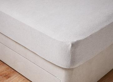 Doze Brushed Cotton Rich Fitted Sheet