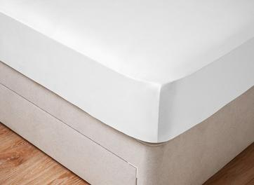 Flaxby 400 Thread Count Fitted Sheet