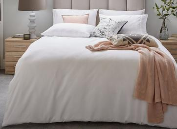 Flaxby 400 Thread Count Duvet Cover