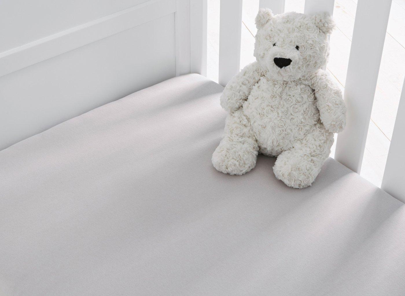 Silentnight Junior Jersey Fitted Sheet (£23)