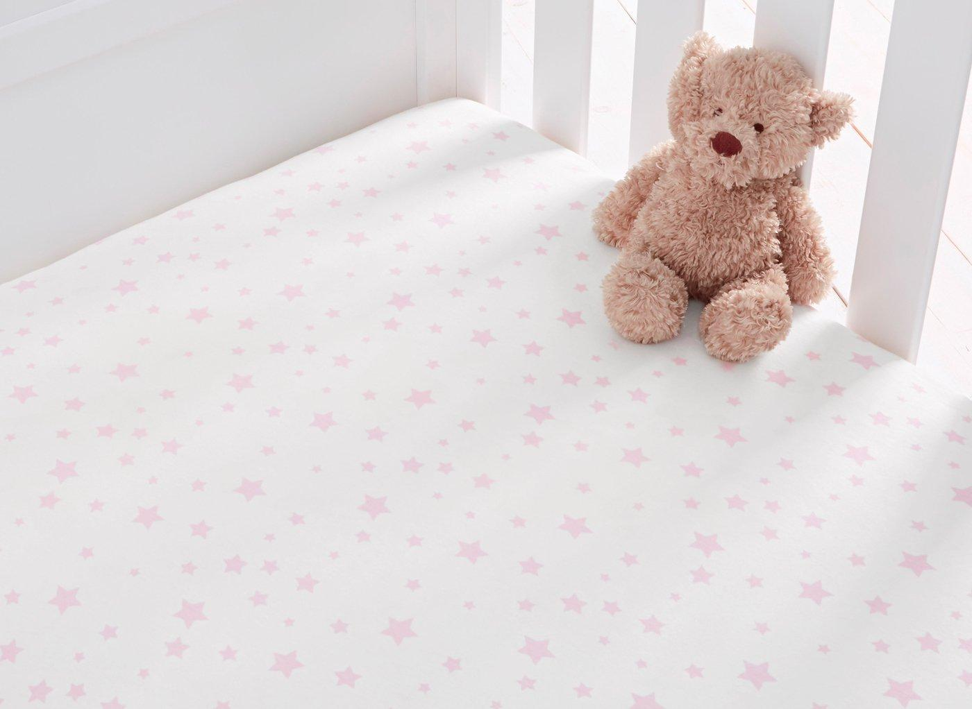 silentnight-junior-star-pattern-fitted-sheet