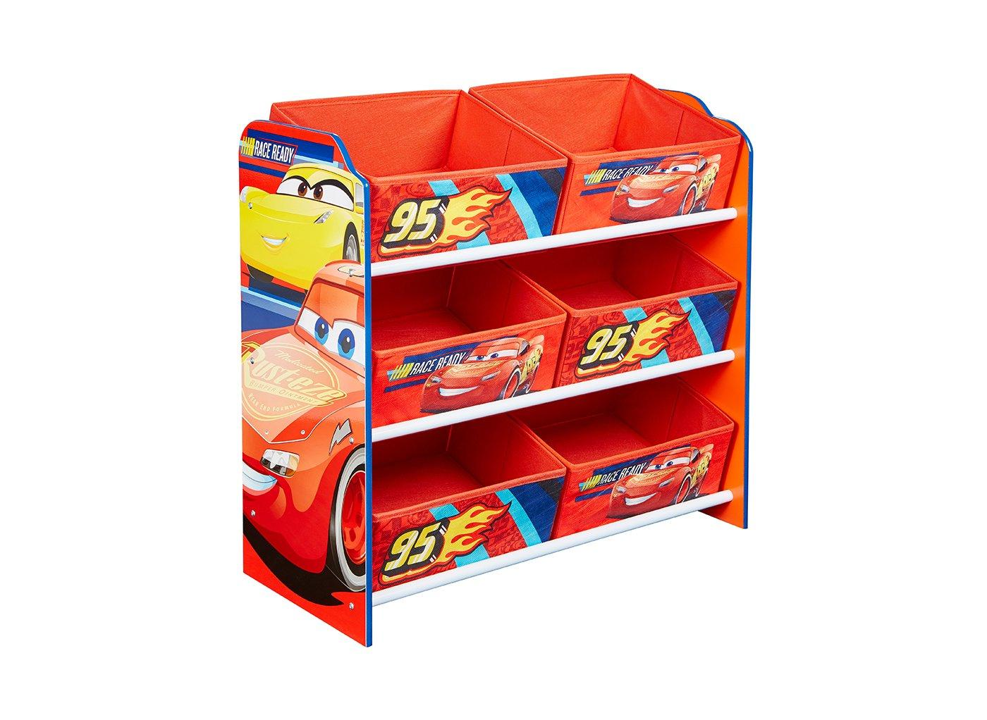 Disney Cars Storage Unit (£39)