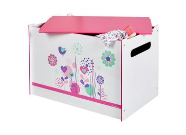 Flowers & Birds Toy Box