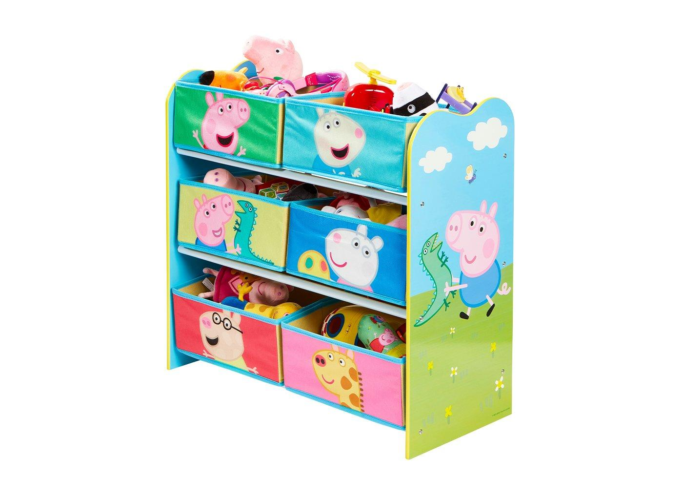 Peppa Pig Storage Unit (£39)