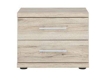 da6bafc5be8 Samara 2 Drawer Bedside Chest - Oak