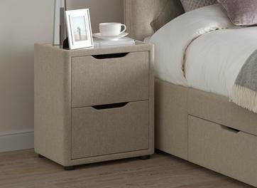Langford USB Charging Bedside Chest