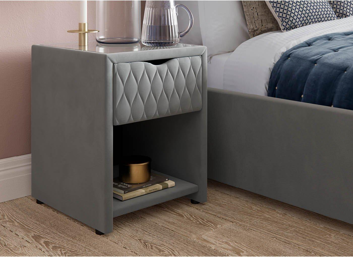 Grove 1 Drawer USB Charging Bedside Chest (£199)