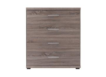 Melbourne 4 Drawer Chest - Oak