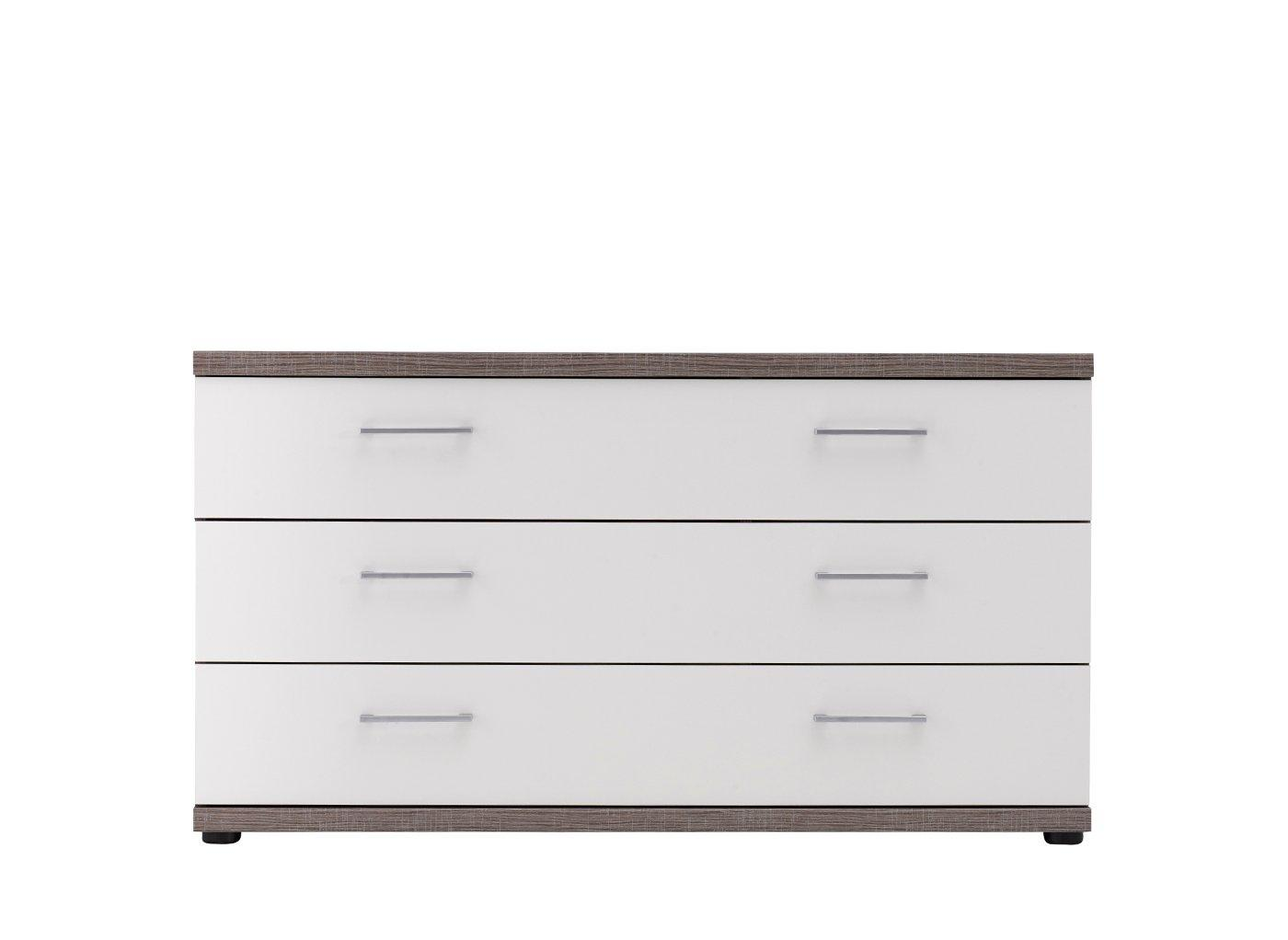 melbourne-3-drawer-wide-chest---oak---white