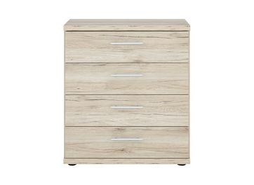 Samara 4 Drawer Chest - Oak