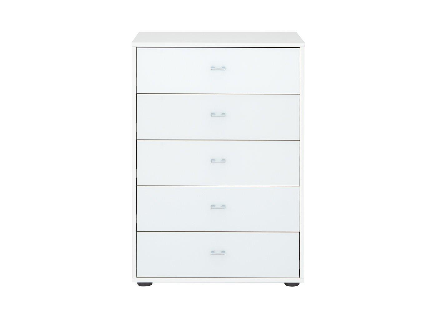 memphis-5-drawer-chest---white
