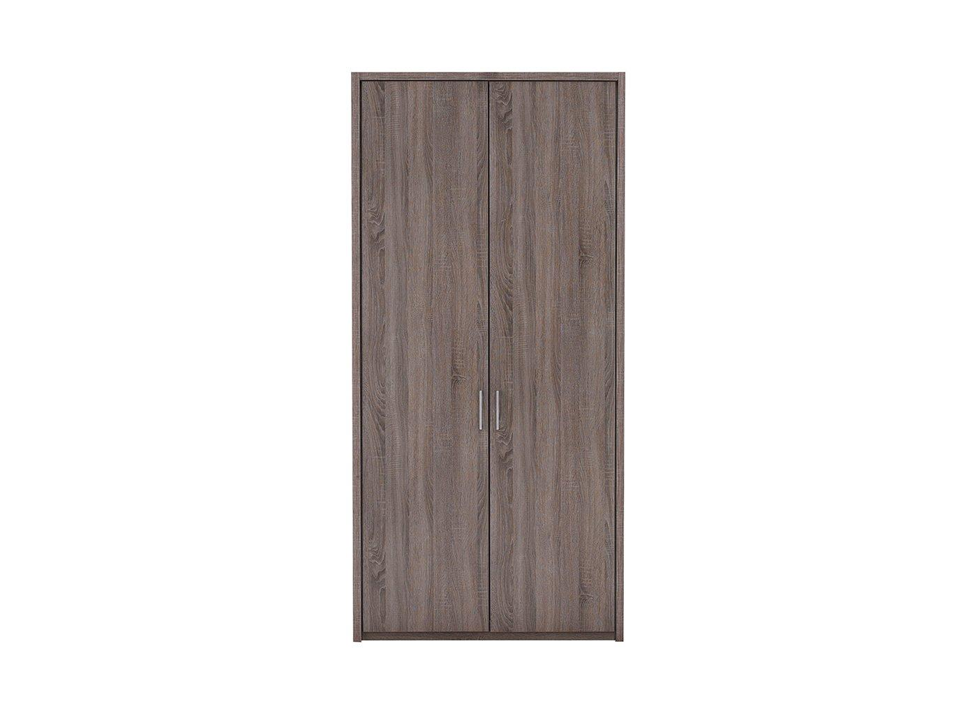 melbourne-2-door-hinged-wardrobe---oak