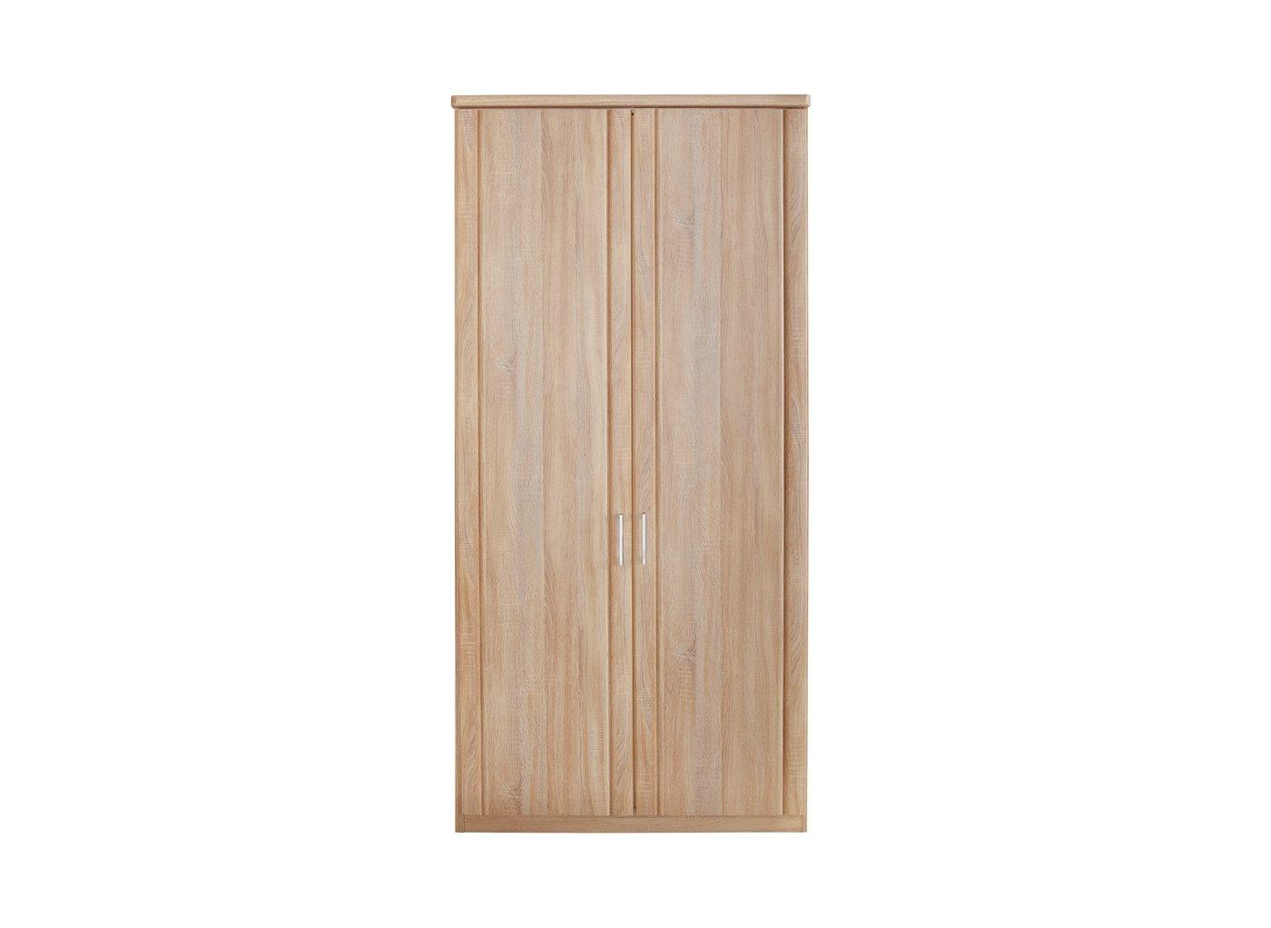 Florida 2 Door Wardrobe (£499)