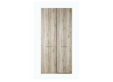 Samara 2 Door Wardrobe - Oak