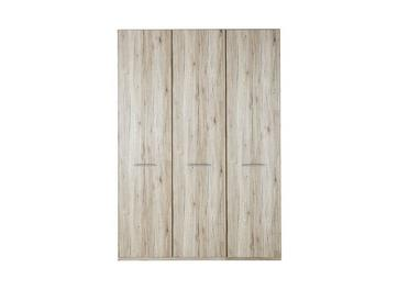 Samara 3 Door Wardrobe - Oak