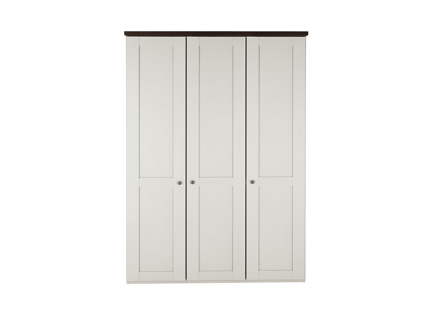 sloane-3-door-wardrobe---champagne-and-dark-wood