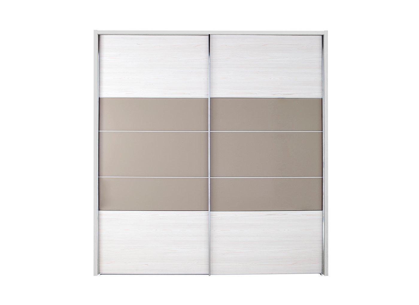 fiji-2-door-sliding-wardrobe-polar---sahara