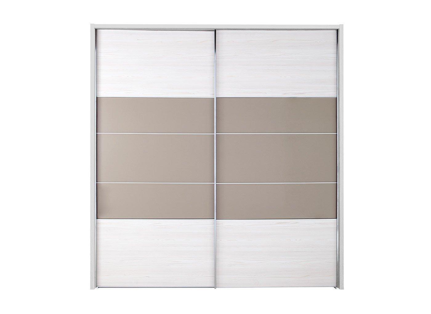 fiji-2-door-sliding-wardrobe-polar---sahara---large