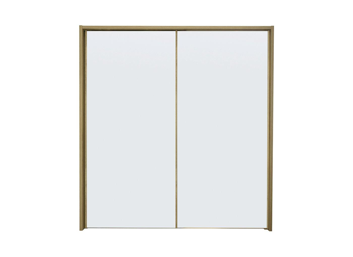 minsk-2-door-sliding-wardrobe---oak---white