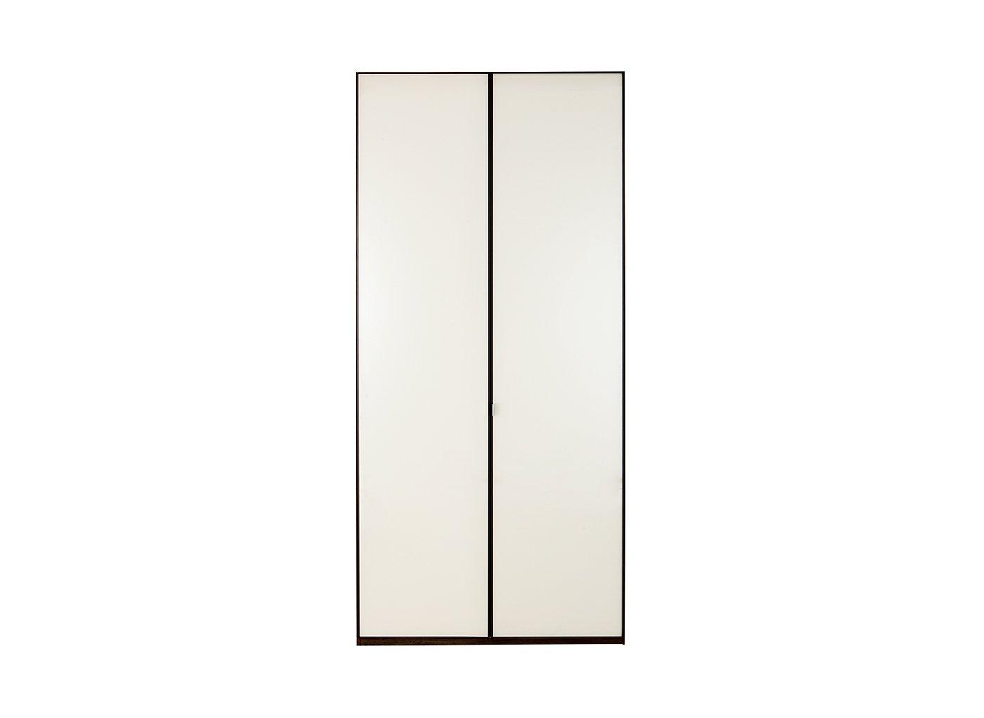 Memphis 2 Door Wardrobe – Grey (£599)