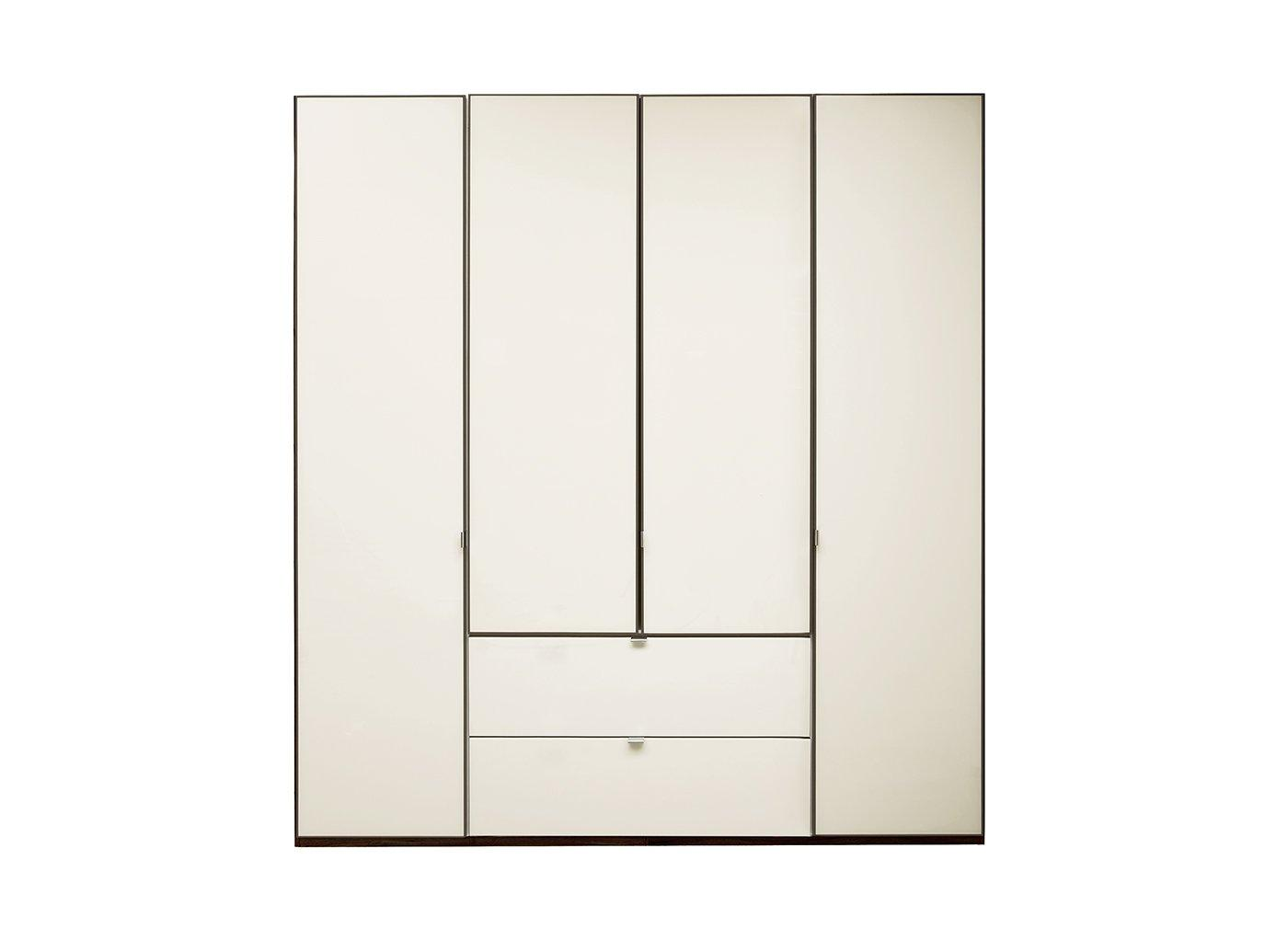 Memphis 4 Door Combi Wardrobe – Grey (£1,399)