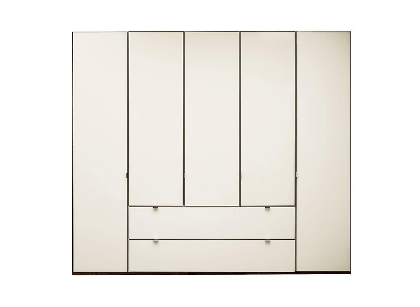Memphis 5 Door Combi Wardrobe – Grey (£1,599)