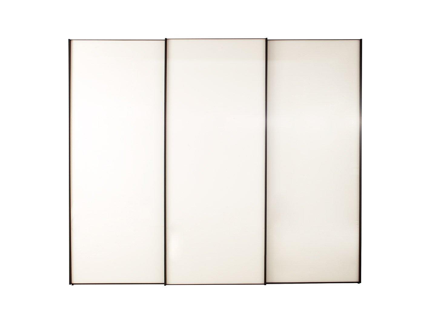 Memphis 3 Door Sliding Wardrobe – Grey – Extra Large (£1,899)
