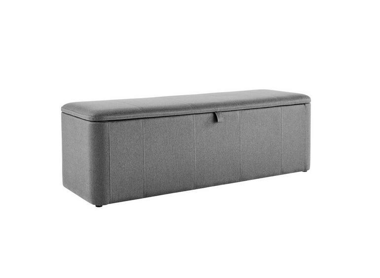 Luxury Storage Chest - Dark Grey