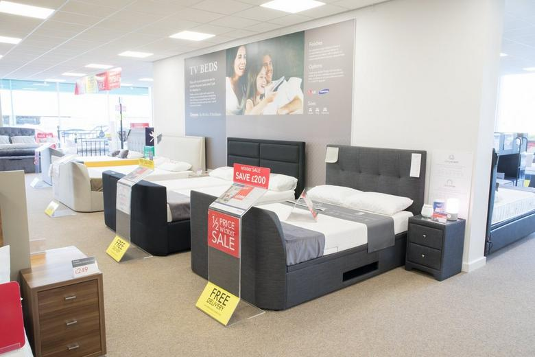 Remarkable Dreams Store In Stockton On Tees Beds Mattresses Interior Design Ideas Clesiryabchikinfo