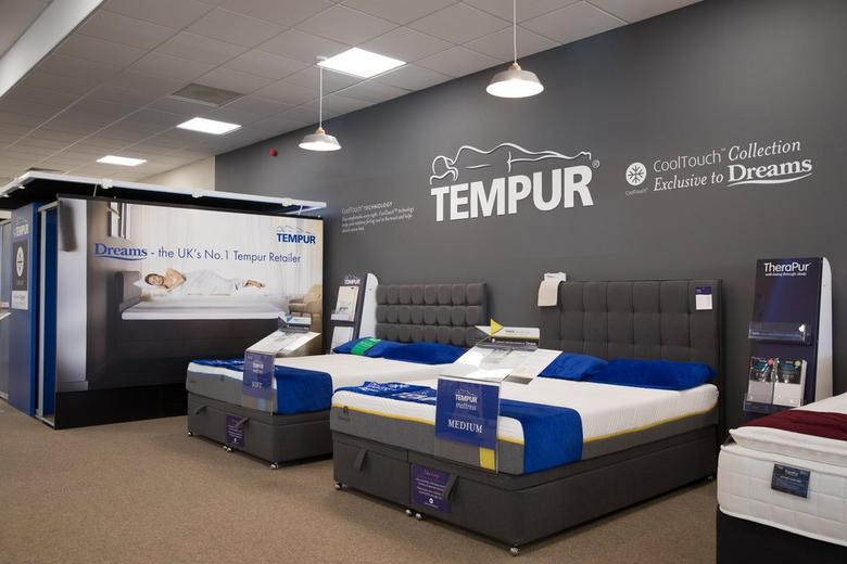 new styles db63a a1ee5 Dreams Store in Bedford - Interchange Retail Park - Beds ...