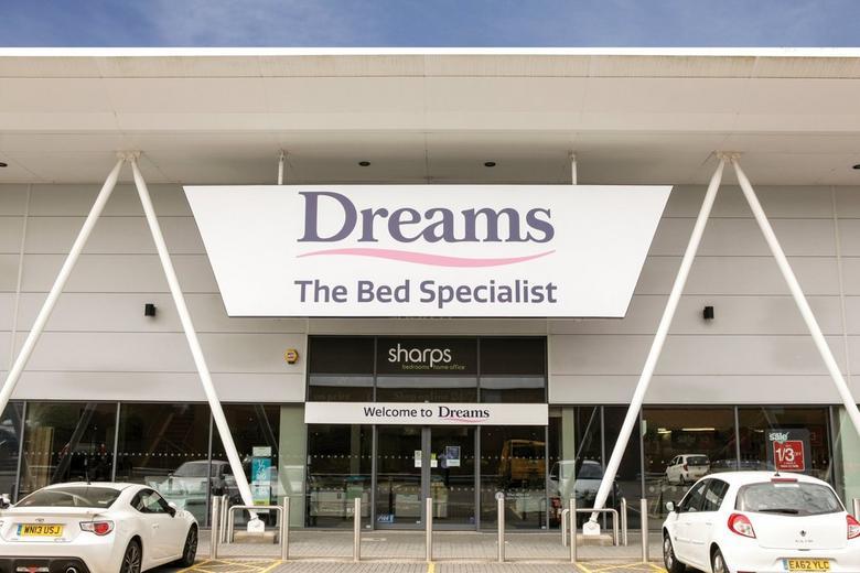 dreams store in bristol cribbs causeway beds. Black Bedroom Furniture Sets. Home Design Ideas