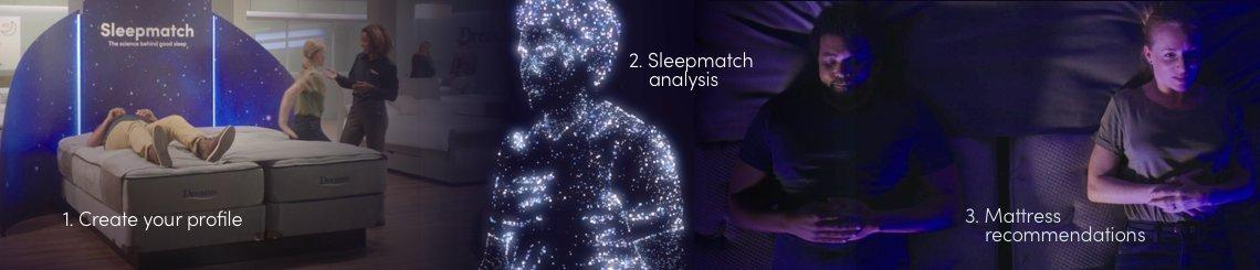 Sleepmatch banner