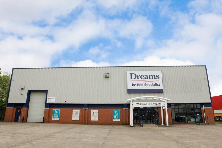 Edinburgh Flooring Seafield Dreams Store In Edinburgh Beds