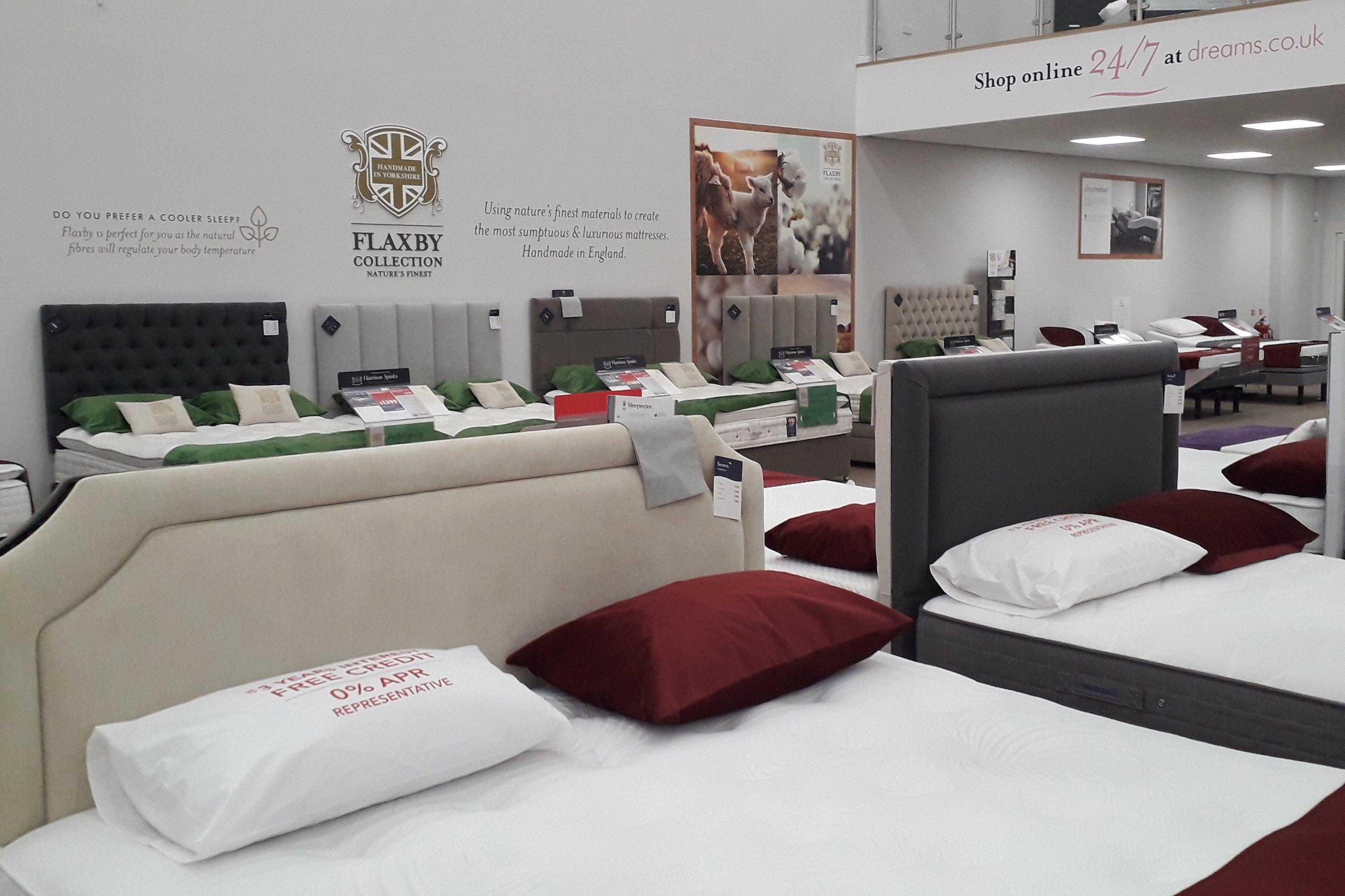 Cool Dreams Store In Hull Beds Mattresses Furniture Dreams Creativecarmelina Interior Chair Design Creativecarmelinacom