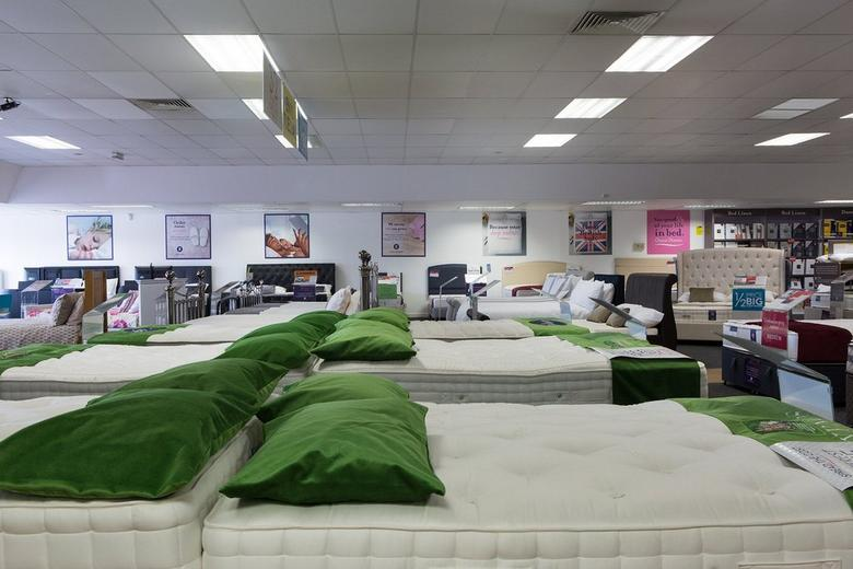 Dreams Store In Ipswich Euro Retail Park Beds Mattresses