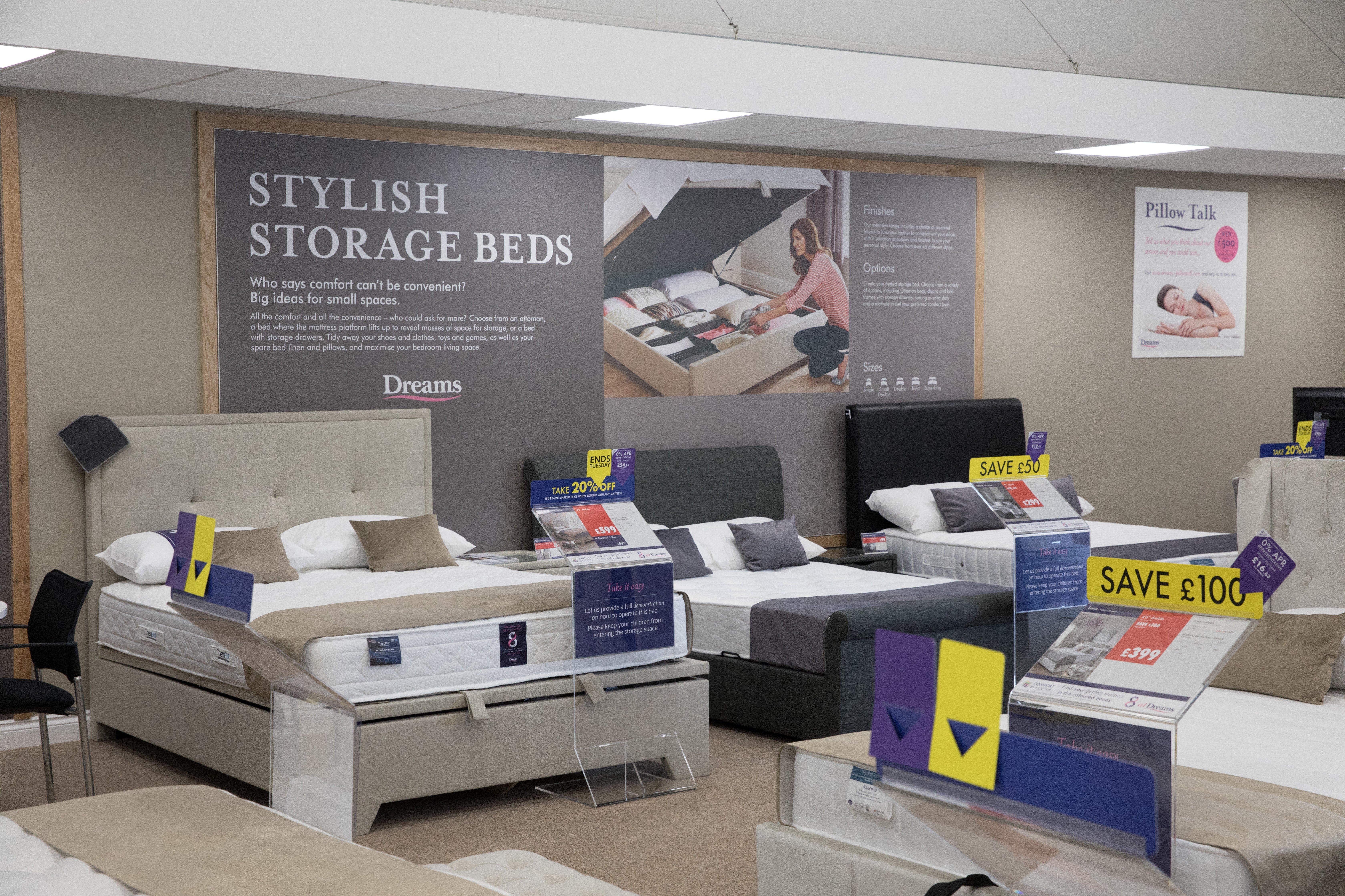 Dreams Store In Perth Beds Mattresses Furniture Dreams