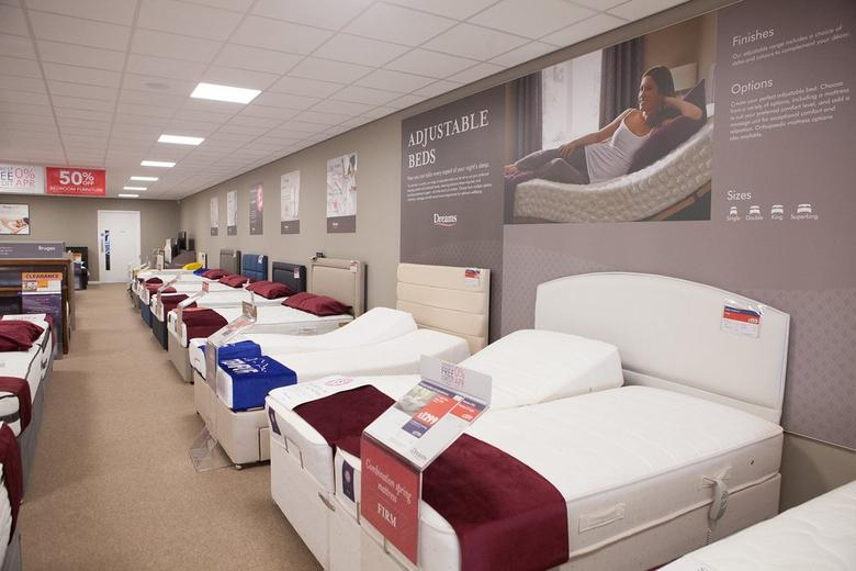 Excellent Dreams Store In Southport Beds Mattresses Furniture Download Free Architecture Designs Rallybritishbridgeorg