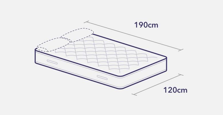 Mattress Sizes Bed Dimensions Guide Dreams